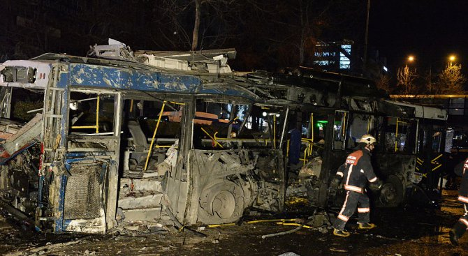 Взрив в Турция взе жертви (обновена+видео)
