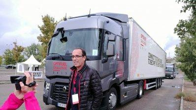 """Българин е """"Най-ефективен шофьор на камион в света"""", победи безапелационно шампиони от 28"""