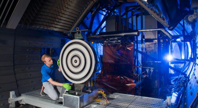 Йонният двигател на НАСА чупи рекорди