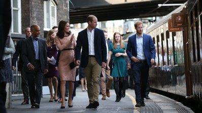 Принц Уилям и херцогиня Катрин очакват бебето през април 2018 г.
