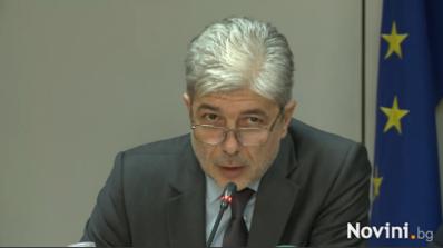 Министър Димов за бедствието в Бургаско: Има неща, които просто човек не може да прогнозира (видео)