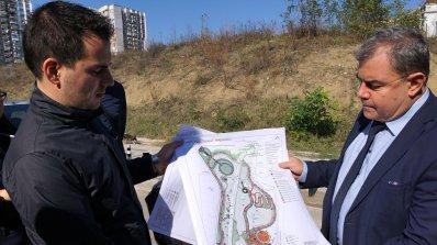 Парк за 3,5 милиона лв. ще изгради Община Варна (снимки)