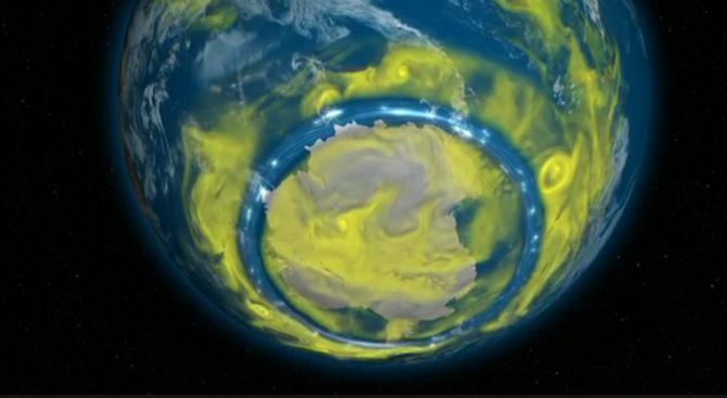 Озоновата дупка е най-малка от 1988 година насам