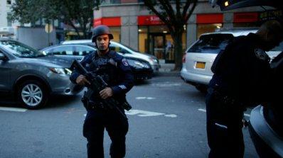 Няма постъпила информация за пострадали българи при инцидента в Ню Йорк