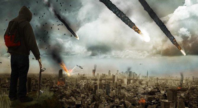 Апокалиптично: Земята през 2067 година