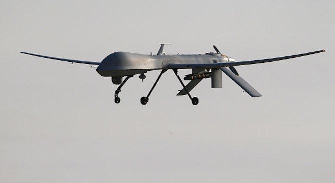 Израел свали сирийски разузнавателен дрон над Голанските възвишения
