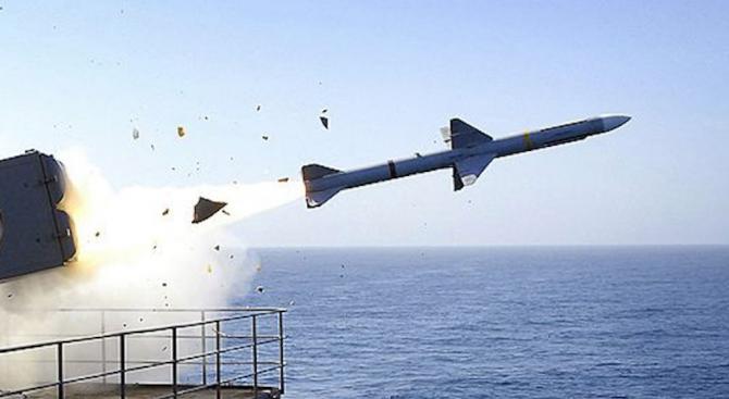 Изстреляна по Саудитска Арабия ракета е иранска, заяви американски генерал