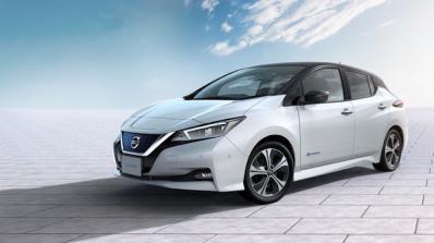 Новият Nissan LEAF: по-красив, по-интелигентен и с по-голям пробег