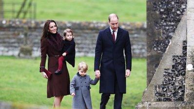 Правилата, по които Уилям и Кейт възпитават децата си