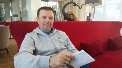 """Стойчо призова феновете на """"червените"""": Бъдете обединени и единни в любовта си към"""