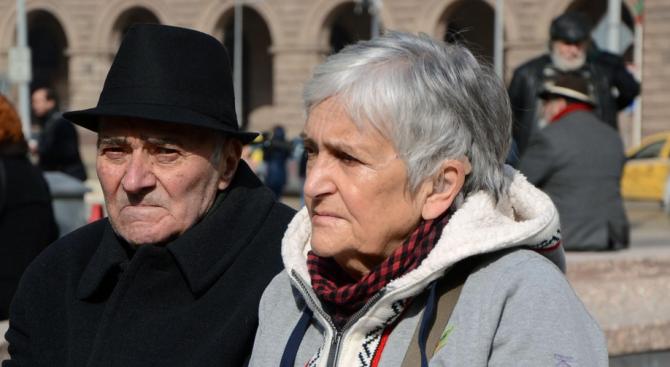 България на четвърто място в света по застаряване на населението