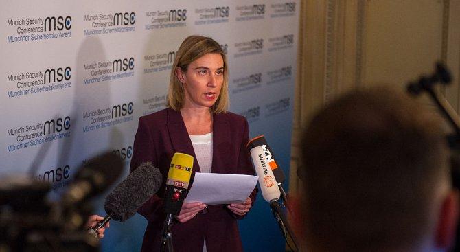ЕС: Готови сме да помогнем на пострадалите от труса Ирак и Иран