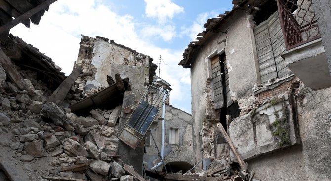Най-смъртоносните земетресения от началото на XX век до днес