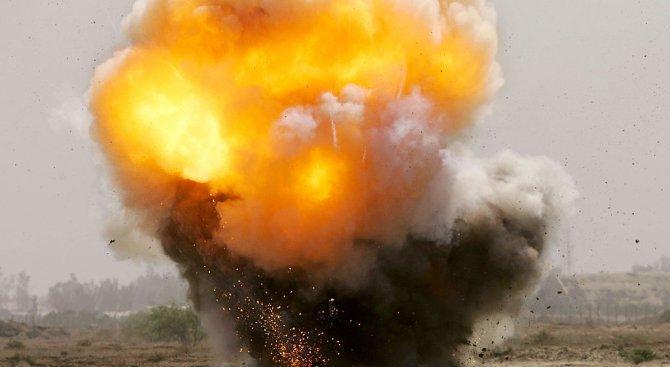 Въздушно нападение взе 53 жертви в Сирия