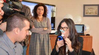 Безплатно измерване на дишането ще се извършва в Александровска болница