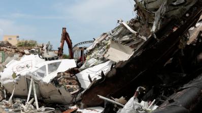 Шестима души са загинали в самолетна катастрофа в Хабаровск