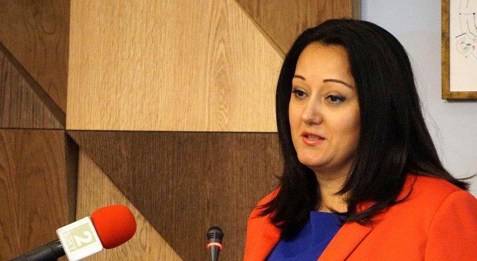 Павлова: По време на своето председателство България ще работи за единна, сигурна и цифрова Европа