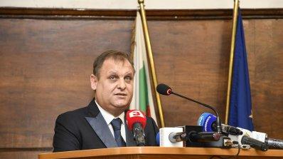 Новият председател на ВАС Георги Чолаков встъпи на поста си (снимки)
