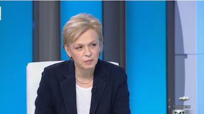 Петя Първанова: Заетостта на бежанските центрове е 18%