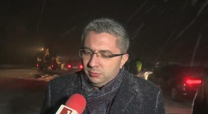 Министър Нанков: Няма затворени пътища, има само ограничение на тежкотоварни автомобили