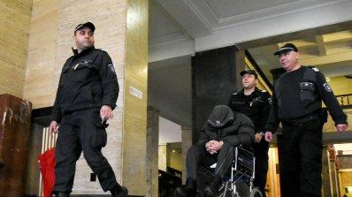 Герман Костин се разкрещя в съда, отстраниха го от заседанието (снимки+видео)
