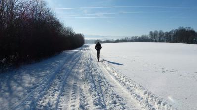 Обявено е опасно време в 24 области в страната заради снега