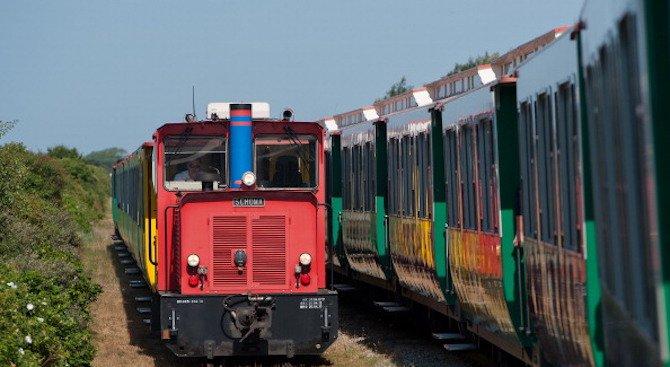Атракционно туристическо влакче ще се движи в Шумен