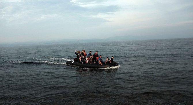 ЕК отчита годишен спад от 63 на сто в броя на незаконните мигранти