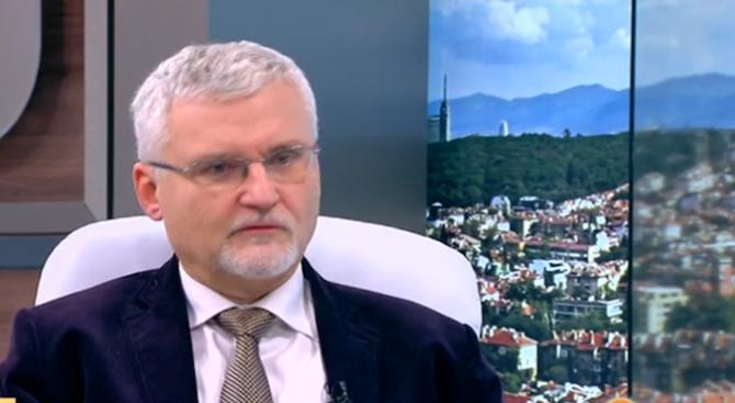 Минчо Спасов: Българският съд обърка губернатор с гувернантка (видео)
