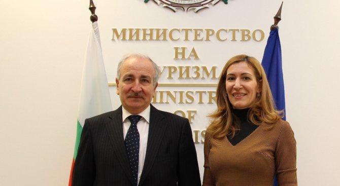 Посланикът на Украйна: Туризмът в България се развива отлично