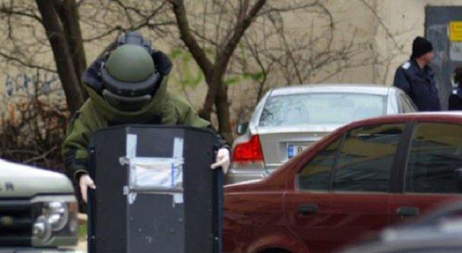 Фалшив сигнал за бомба вдигна на крак полицията в Горна Оряховица (обновена)
