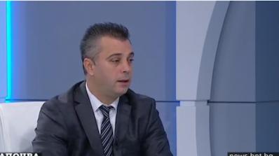 Юлиан Ангелов: БСП станаха адвокати на ДПС за закона срещу радикалния ислям (видео)