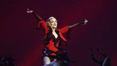 Мадона планира турне