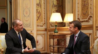 Радев: Приемането ни в Шенген е важен фактор за повишаване на сигурността (галерия)