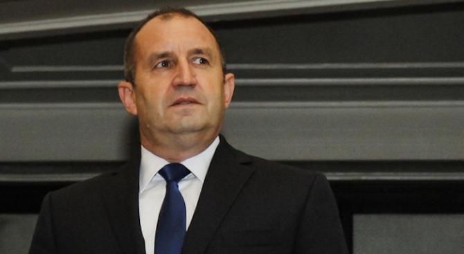 Румен Радев ще се срещне с председателя на парламента на Черна гора