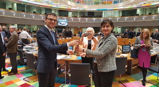 """България пое председателството на Съвет """"Общи въпроси"""""""