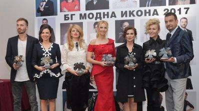 """Гала спечели за втори път приза """"Модна икона"""" (снимки)"""