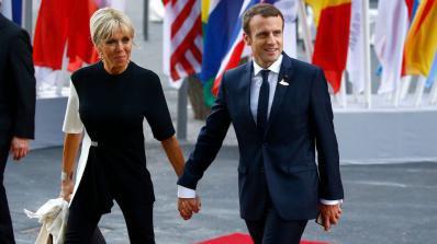 Макрон става на 40 години в четвъртък, ще празнува в дворец във Франция