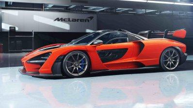 Последният McLaren Senna достигна $2.67 милиона на аукцион (видео)