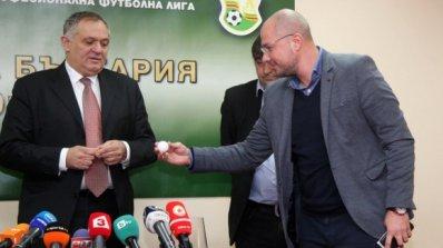 Букарев: Ще се борим за купа и титла, разчитаме на Делио Роси