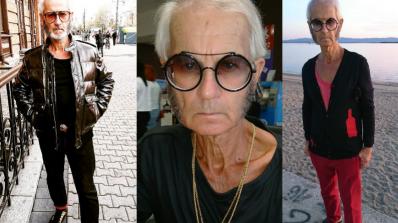 72-годишен руснак се превърна в модна икона