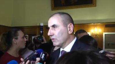 Цветанов: В непрекъснат диалог сме с коалиционните партньори (видео)