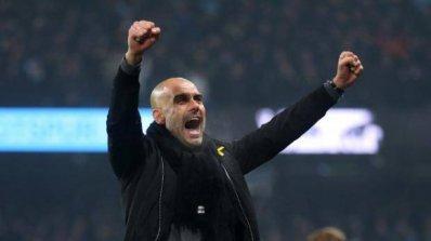 Ман Сити и Пеп разбиват дигите на английския футбол