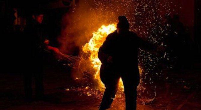 27-годишен се самозапали