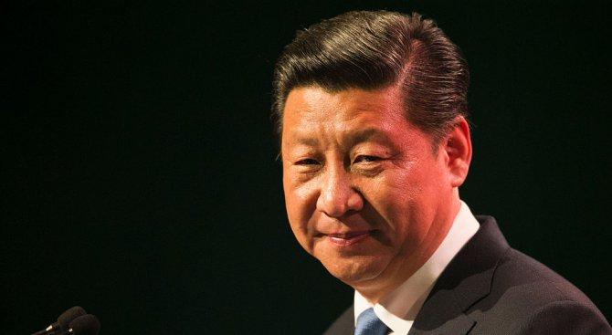 Китайският президент изрази готовност да укрепва сътрудничеството с Русия през 2018 г.