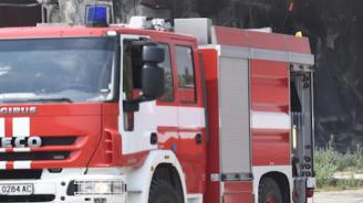Запалиха обменно бюро в центъра на Банско
