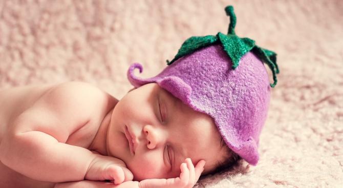456  бебета са родени в Кюстендилска област до момента