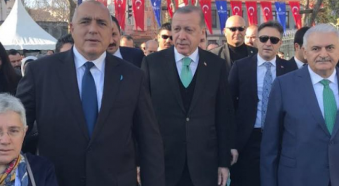 Желязната църква събра Борисов, Ердоган и Йълдъръм. Ето какво послание отправиха Турция и България к