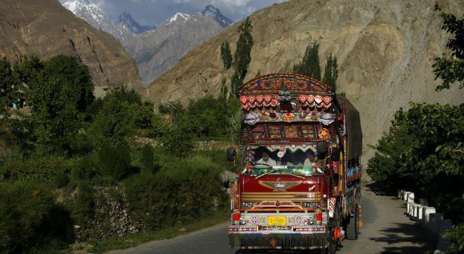 Осмото чудо на света - магистралата Каракорум