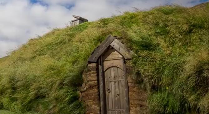 Бихте ли живели в подобна къща? (видео)